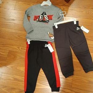Boys Reebok Outfit